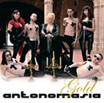"+ INFO : Antonomasia - FyN-54 cd ""Gold"" - Flor y Nata Records"