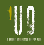 + INFO U 9 (9 bandas emergentes de pop punk)  - cd - Flor y Nata Records - FyN-22