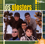 "+ INFO Los Glosters - cd-digital ""Canciones"" - FyN-1001 - Flor y Nata Records"