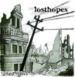 "+ INFO Losthopes - ep ""Without heroes"" - FyN-35 - Flor y Nata Records"