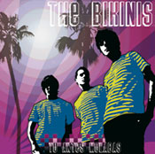 The Bikinis- ep Tu antes molabas- FyN-25 - Flor y Nata Records