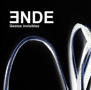"""ENDE - cd """"Gestos invisibles"""" - FyN-41 - Flor y Nata Records"""
