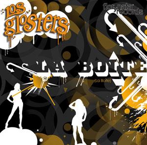 Los Glosters - La Boite - FyN-27 - Flor y Nata Records